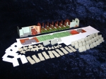 No# 9702 S Scale Pullman Interior Kits