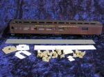 No# 9417 MDC Palace Combine Parlor Car: WD