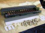 No# 9503 Athearn Coach Car: HW