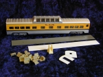 No# 9607 Con-Cor Dome Coach Car: 72' LW smooth ACF