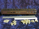 No# 9420 MDC Palace Parlor Observation Car: WD